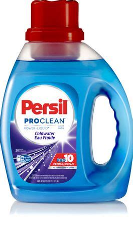 Detergent Cair Mamah Power Clean persil pro clean coldwater power liquid detergent walmart canada