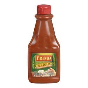 Primo Patio Menu Primo Pizza Squeeze Traditional Pizza Sauce Walmart Ca