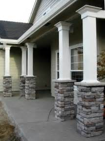 porch columns traditional porch other metro by worthington millwork llc