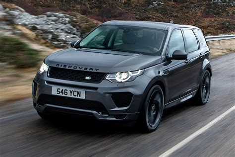 Rover Discovery Sport by Land Rover Discovery Sport Si4 Petrol 2018 Road Test