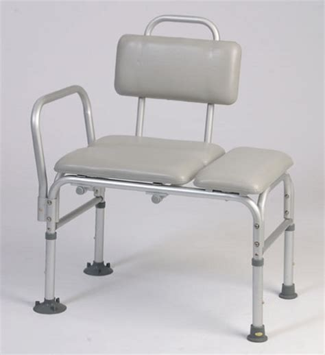 padded shower transfer bench padded transfer bench