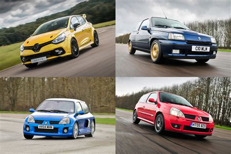 renault sport car history of the renaultsport clio auto express
