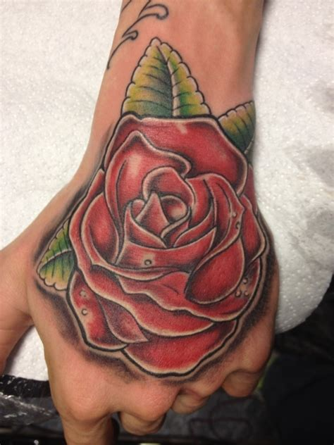 best rose tattoo designs the gallery for gt skull and shoulder