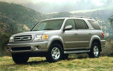 2001 Toyota Sequoia Tire Size Used 2001 Toyota Sequoia For Sale Pricing Features