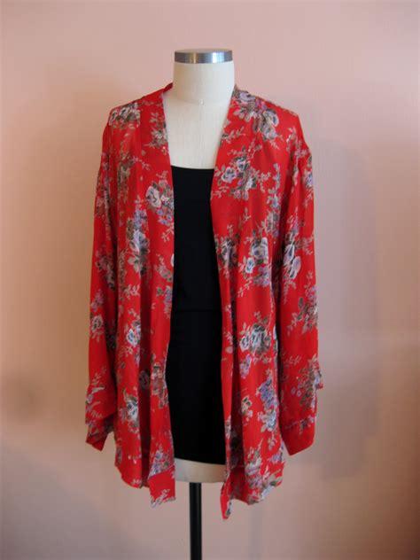 Trend Alert Floral Shirtdresses by Trend Alert Kimono Style Tops Express Thru Dress