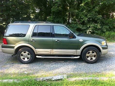 2005 ford expedition king ranch sell used 2005 ford expedition king ranch sport utility 4