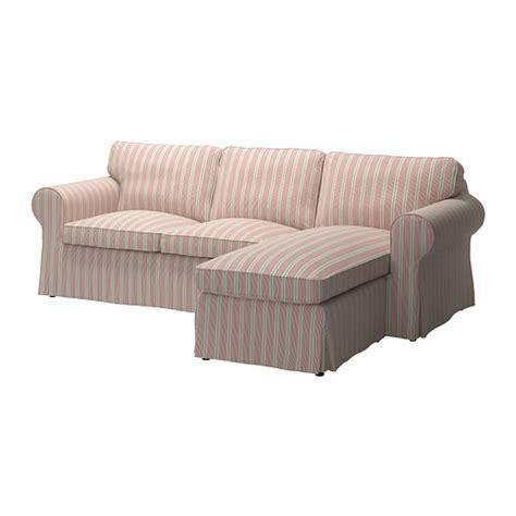 ektorp loveseat and chaise lounge mobacka beige ikea