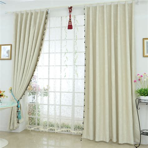 Many Size Full Blackout Curtain Short Curtains Short