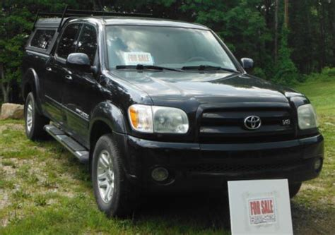 2006 Toyota Tundra Limited Cab For Sale Sell Used 2006 Toyota Tundra Limited Crew Cab 4