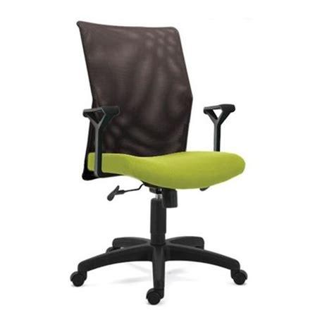 Kursi Kantor Indachi Tuca Ii jual kursi kantor indachi new ii n oscar fabric murah harga spesifikasi