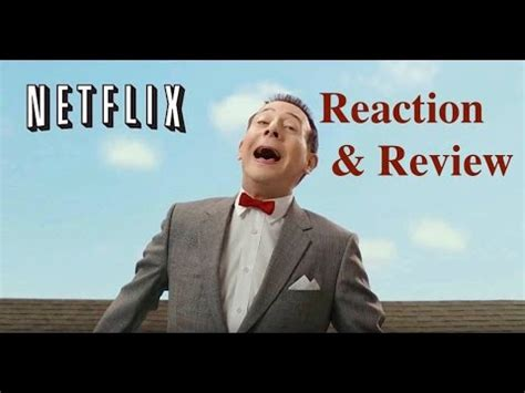 big top pee wee trailer youtube pee wee s big holiday official trailer 1 2016 reaction