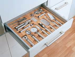 How To Organize A Large Kitchen - mise en place kitchen tool drawer organizers remodelista