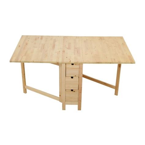 ikea drop table ikea norden gateleg table birch home design ideas