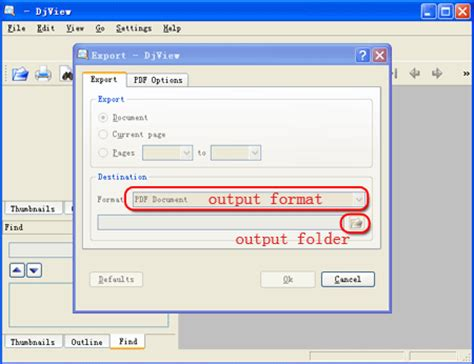 format djvu convertir freeware applications djvu to pdf converter and viewer