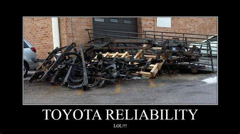 Toyota Tundra Memes - toyota reliability ar15 com