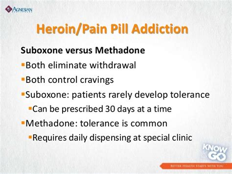 10 Day Methadone Detox by And Go Friday May 2016 Addiction Medicine