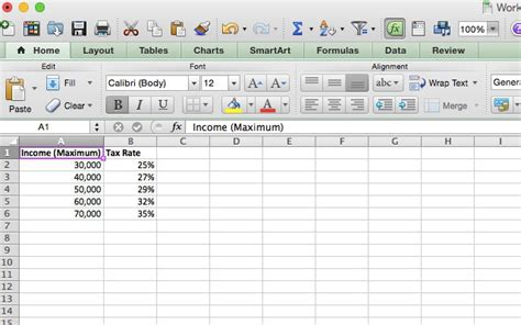 2016 optional state sales tax table doing your taxes 5 excel formulas you must