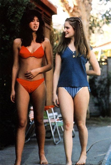 jennifer jason leigh high school fast times phoebe cates jennifer jason leigh swimsuit