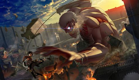 anime attack on titan anime review shingeki no kyojin attack on titan the