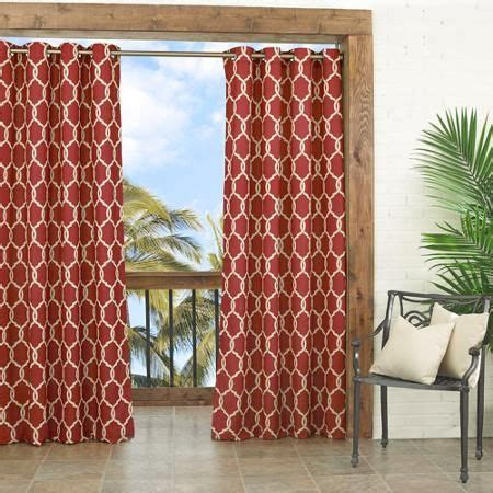 trellis curtain panel parasol totten key trellis indoor outdoor curtain panel