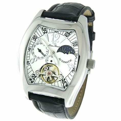 s lucien piccard executive collection stainless steel