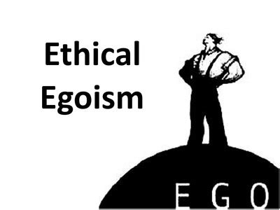 Ethics Of Altruism egoism altruism the philosophy site