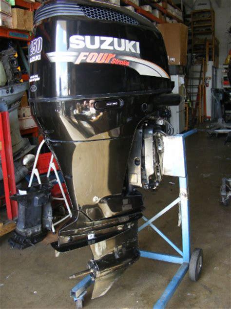Suzuki 25 Hp 4 Stroke 2005 Suzuki Df 250 Hp 4 Stroke 25 Quot Shaft Outboard Motor