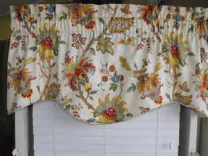 Teal And Yellow Valance Window Valance Blue Yellow Teal Green Orange By