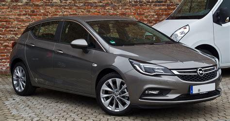 Opel Astra 1 6 by Bestand Opel Astra 1 6 Cdti Ecoflex Edition K