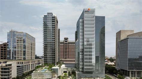 Pwc Washington Dc Office by Pwc To Move Dallas Office To New Trammell Co Tower