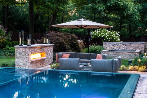 backyard pool landscaping ideas best small modern garden design ideas the with pool