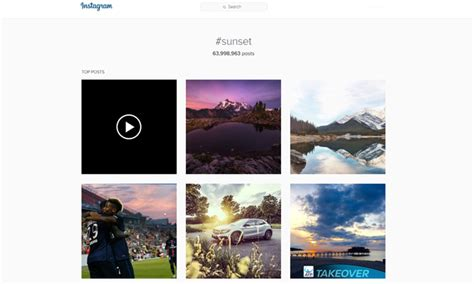 Search Instagram For Instagram For Web Gets New Search Feature To Easily Find Places Tags News18