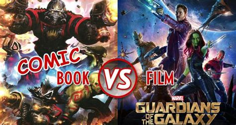 guardians in blue book ii books comic book vs guardians of the galaxy litreactor