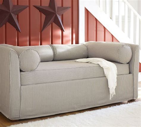 daybed slipcovers lewis slipcovered daybed