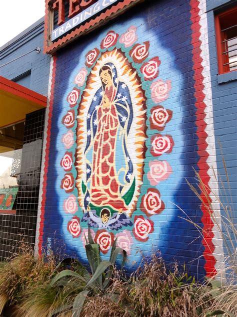 exploring austin street art graffiti murals mosaics
