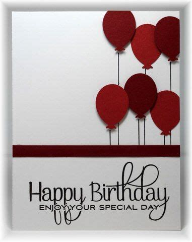Handmade B Day Cards - best 25 handmade birthday cards ideas on diy