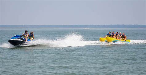 boat ride hilton head hilton head banana boat rides activity for kids and adults