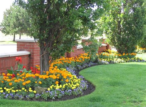 how to design a flower bed fantastic flower bed ideas