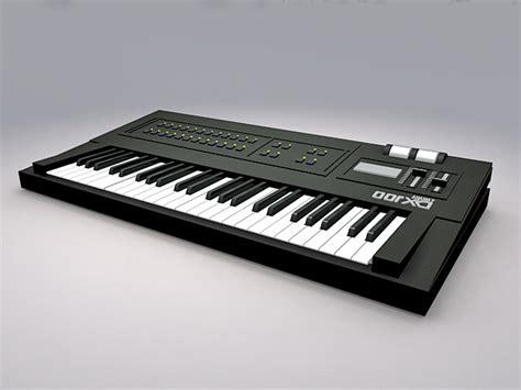 animated keyboard instrument  model ds max files   modeling   cadnav