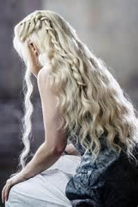 daenerys style hair khaleesi s best hair moments on game of thrones