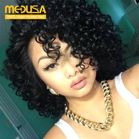 hairstyles for short virgin hair online buy wholesale brazilian deep wave hairstyles from