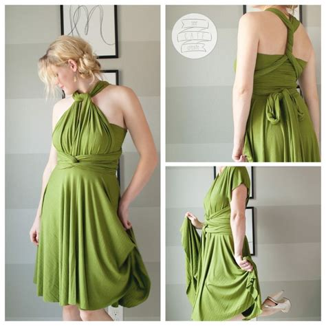 how to infinity dress 25 best ideas about infinity dress patterns on