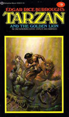 quentin wallaces review  tarzan   golden lion