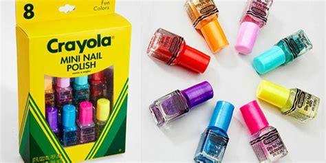 Crayon Crayon Warna Gambar crayola tawarkan warna crayon di kuku jari anda merdeka