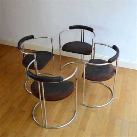 Chaises ées 70 by Chaises Design 233 Es 70 Space Age Vintage