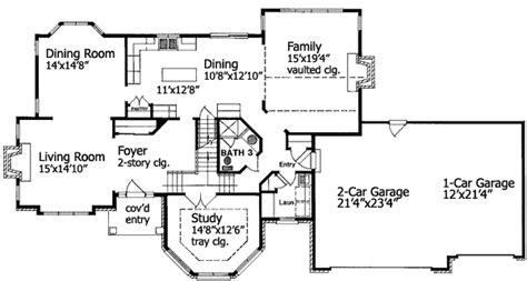 t shaped house floor plans t shaped staircase 19570jf 2nd floor master suite den