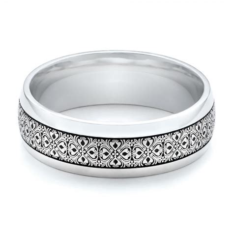 s engraved wedding band 101060