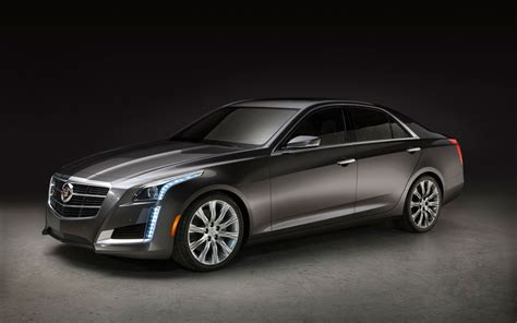 cadillac cts sedan  cars reviews