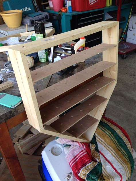 home plate baseball display case woodworking plans
