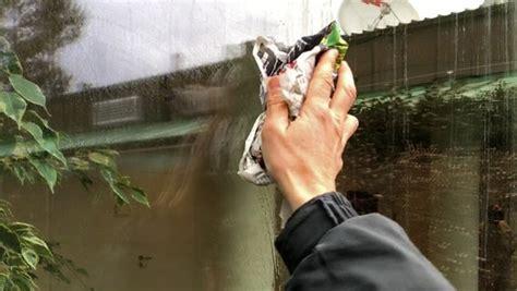 fenster putzen mit zeitungspapier fensterputzen welche methode ist die beste ndr de